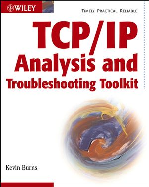 TCP/IP Analysis and Troubleshooting Toolkit (0471481025) cover image