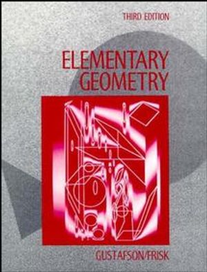 Elementary Geometry, 3rd Edition (0471510025) cover image