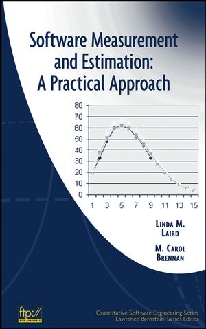 Software Measurement and Estimation: A Practical Approach (0471676225) cover image