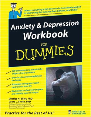 Anxiety & Depression Workbook For Dummies (0471784125) cover image