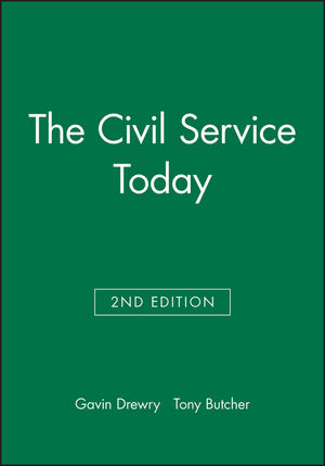 The Civil Service Today, 2nd Edition