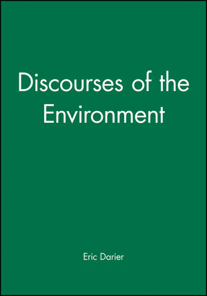 Discourses of the Environment (0631211225) cover image