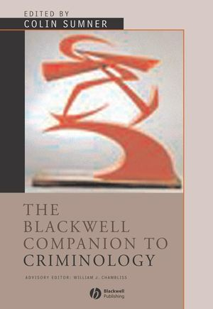 The Blackwell Companion to Criminology (0631220925) cover image