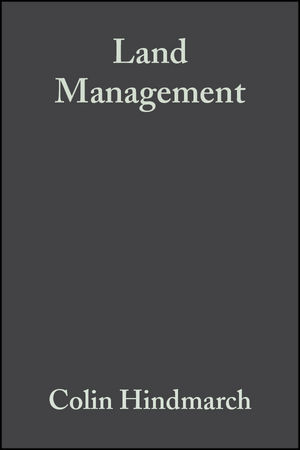 Land Management: The Hidden Costs (0632056525) cover image