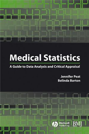 Medical Statistics: A Guide to Data Analysis and Critical Appraisal (0727918125) cover image