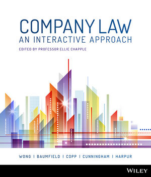 Company Law: An Interactive Approach, 1st Edition