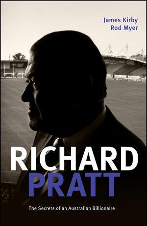 Richard Pratt: One Out of the Box: The Secrets of an Australian Billionaire (0730376125) cover image