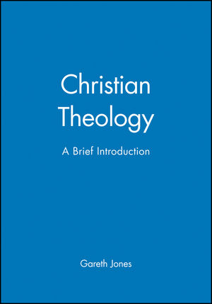 Christian Theology: A Brief Introduction (0745610625) cover image