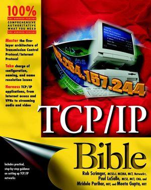 Wiley: TCP/IP Bible - Rob Scrimger, Paul LaSalle, Mridula Parihar ...