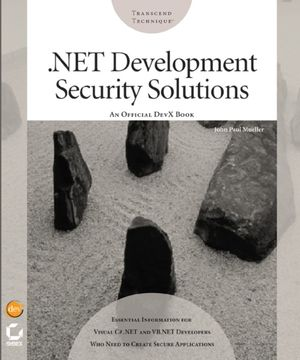 .NET Development Security Solutions (0782151825) cover image