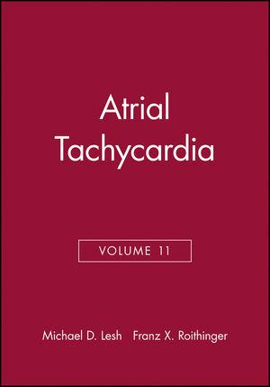 Atrial Tachycardia, Volume 11