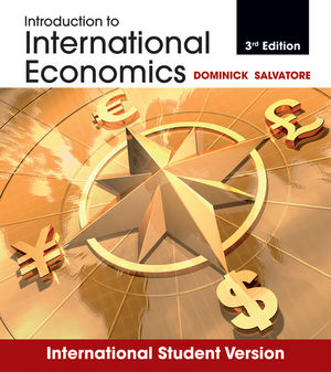 Introduction to International Economics, 3rd Edition International Student Version
