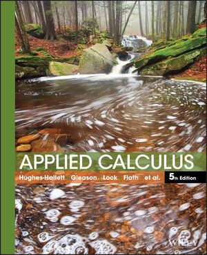 Applied Calculus, 5th Edition