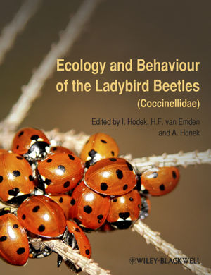Ecology and Behaviour of the Ladybird Beetles (Coccinellidae) (1118223225) cover image