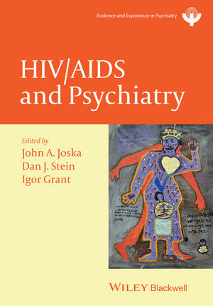 HIV and Psychiatry (1118339525) cover image