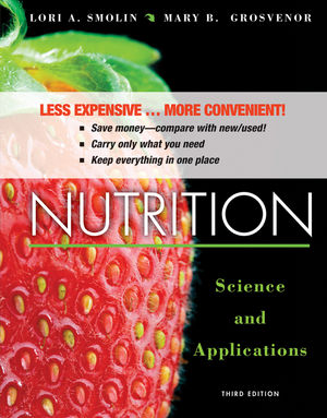 Nutrition: Science and Applications, 3rd Edition Binder Ready Version