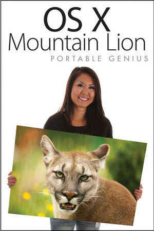 OS X Mountain Lion Portable Genius (1118401425) cover image