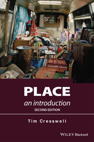 Place: An Introduction, 2nd Edition (1118574125) cover image