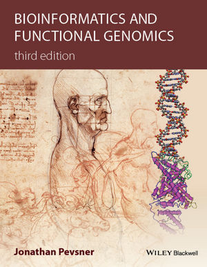 Bioinformatics and Functional Genomics, 3rd Edition (1118581725) cover image