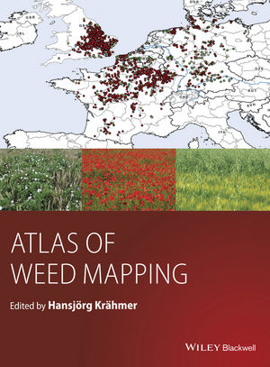 Atlas of Weed Mapping (1118720725) cover image