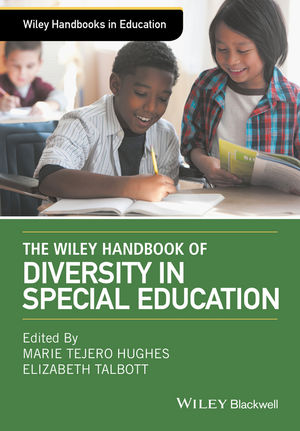 The Wiley Handbook of Diversity in Special Education (1118768825) cover image