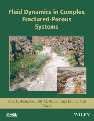 Fluid Dynamics in Complex Fractured-Porous Systems (1118877225) cover image