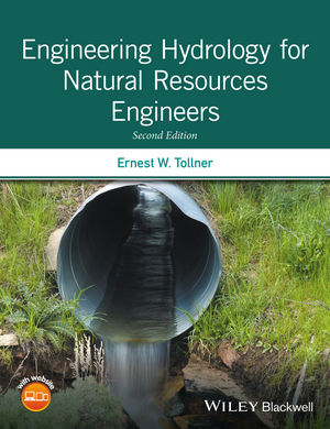 Book Cover Image for Engineering Hydrology for Natural Resources Engineers, 2nd Edition