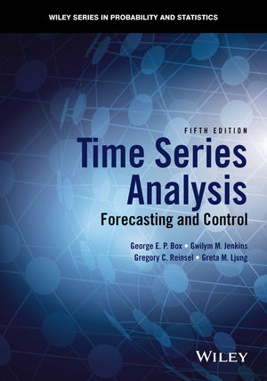 Time Series Analysis: Forecasting and Control, 5th Edition (1119070325) cover image