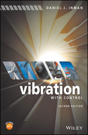 Vibration with Control, 2nd Edition (1119108225) cover image