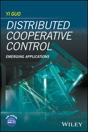 Distributed Cooperative Control: Emerging Applications (1119216125) cover image
