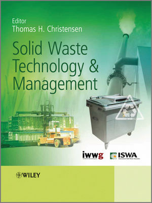 Solid Waste Technology and Management (1119955025) cover image
