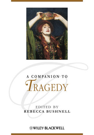A Companion to Tragedy (1405141425) cover image