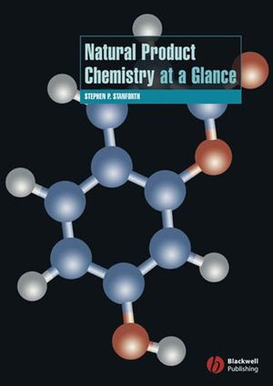 Natural Product Chemistry at a Glance (1405145625) cover image