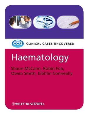 Haematology: Clinical Cases Uncovered, 2nd Edition (1405183225) cover image