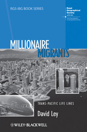 Millionaire Migrants: Trans-Pacific Life Lines (1405192925) cover image