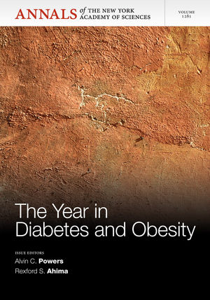 The Year in Diabetes and Obesity, Volume 1281 (1573318825) cover image
