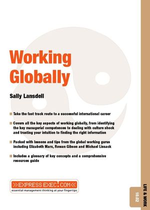 Working Globally: Life & Work 10.02