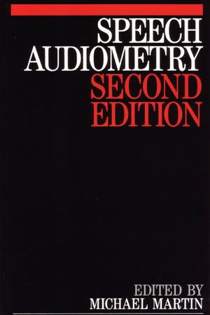 Speech Audiometry, 2nd Edition (1897635125) cover image