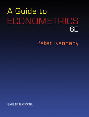 A Guide to Econometrics, 6th Edition (EHEP001025) cover image