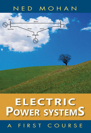Electric Power Systems: A First Course (EHEP002025) cover image