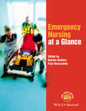 Emergency Nursing at a Glance (EHEP003525) cover image
