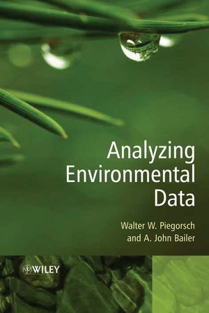 Analyzing Environmental Data (0470012226) cover image