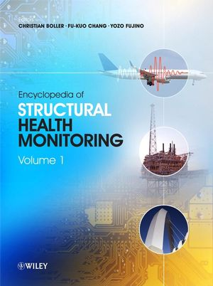 Encyclopedia of Structural Health Monitoring (0470058226) cover image