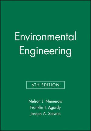 Environmental Engineering, 3 Volume Set, 6th Edition
