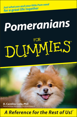 Pomeranians For Dummies
