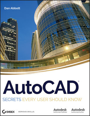 AutoCAD: Secrets Every User Should Know (0470131926) cover image