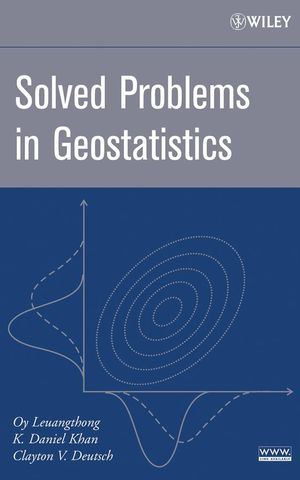 Solved Problems in Geostatistics (0470177926) cover image