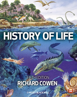 Book Cover Image for History of Life, 5th Edition