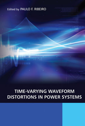 Time-Varying Waveform Distortions in Power Systems (0470714026) cover image