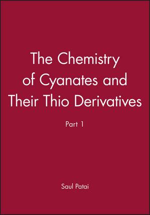 The Chemistry of Cyanates and Their Thio Derivatives, Part 1